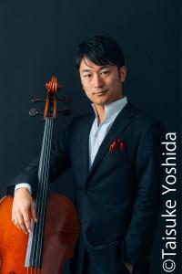 吉岡知広(チェロ)(C)Taisuke Yoshida